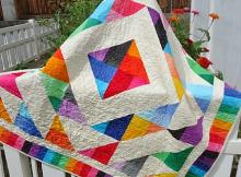 Anasazi Medallion Quilt Pattern
