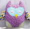 Wise Old Owl Sewing Pattern