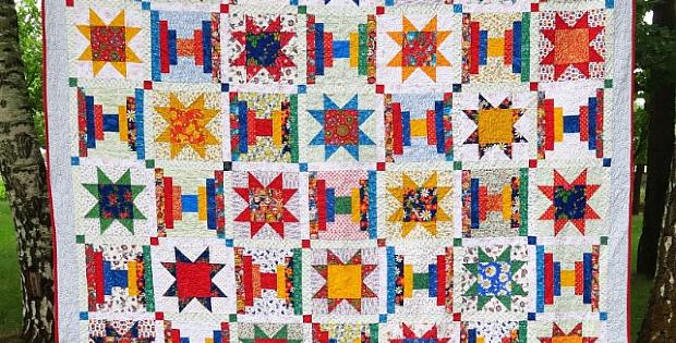 Orbit Quilt Pattern