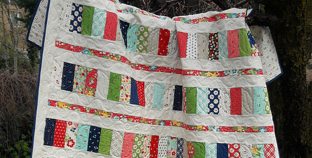 Railways Quilt Pattern