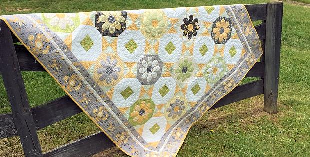 Summer Daisies Quilt Pattern
