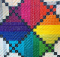 Chasing Rainbows Quilt Pattern