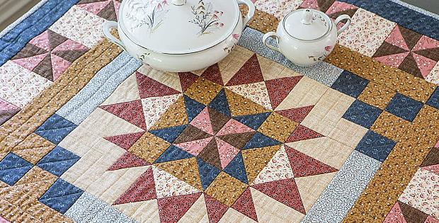 Manchester Quilt Pattern