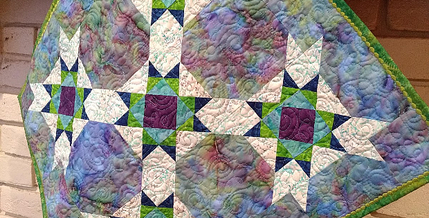 Stars at Play Quilt Pattern