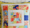 Scrappy Patchwork Pillow Tutorial