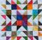 Summer Star Mini Quilt Pattern