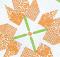 Maple Leaf Mini Quilt Pattern