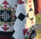 Lincoln Stars Quilt Pattern