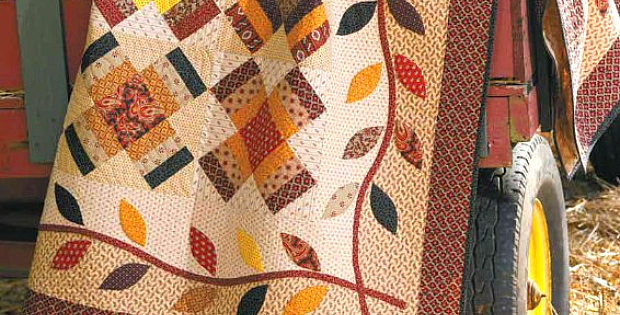 Scraps of Time Quilt Pattern