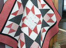 Guiding Star Quilt Pattern