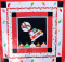 Midnight Ride With Mrs. Claus Quilt Pattern