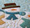 Snowmen Table Runner Pattern