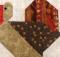 Patch Turkey Quilt Block Pattern