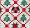 Christmas Cottage Quilt Pattern