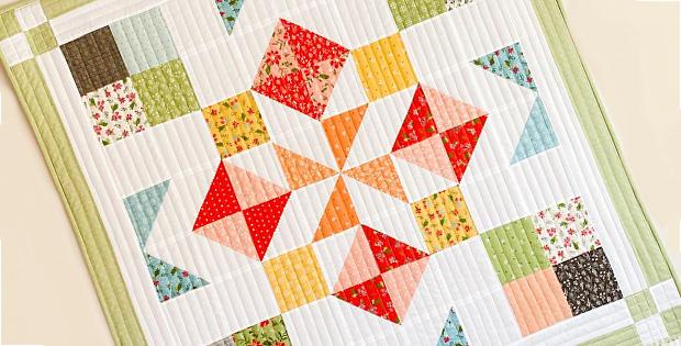 Marian Barn Quilt Pattern