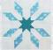 Winter Frost - Starflake Block Tutorial