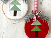 Tree Lot Ornaments Pattern