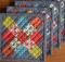 Granny Square Coasters Pattern