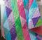 Bubble Gum Baby Quilt Pattern