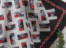 Braid Shuffle Quilt Pattern