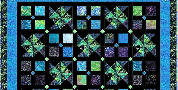 Charmed Quilt Pattern