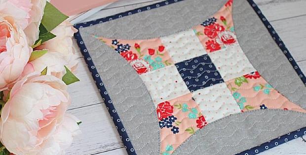 Gloria Quilt Block Pattern