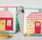 Home Sweet Home Zipper Pouch Pattern