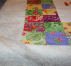 How to Baste a Quilt with Mistyfuse