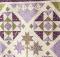 Amethyst Garden Quilt Pattern