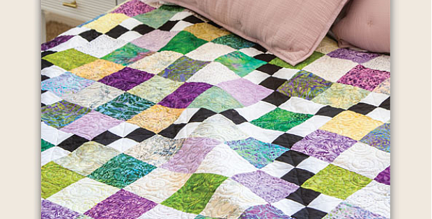 Checking the Boxes Quilt Pattern