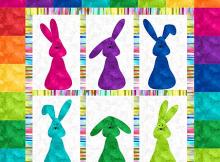 Bunnies Galore Quilt Pattern