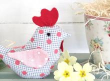 Little Hen Pattern