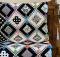 Disco Domino Quilt Pattern
