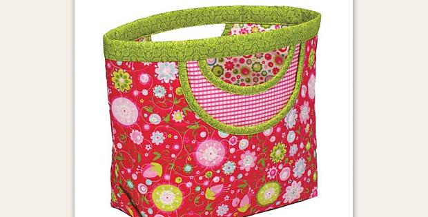 Ella Handbag Sewing Pattern