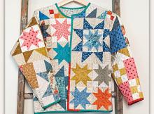 Beachcomber Jacket Quilt Pattern
