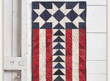 Star-Spangled Summer Quilt Pattern