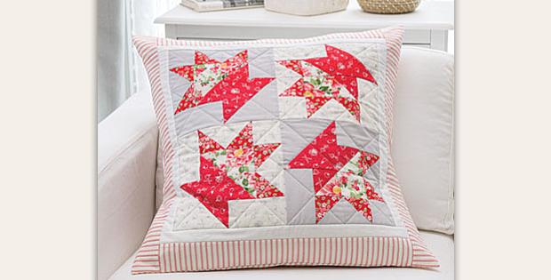 Tisket, Tasket, Basket Pillow Pattern