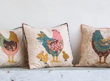 Hen House Pillow Pattern