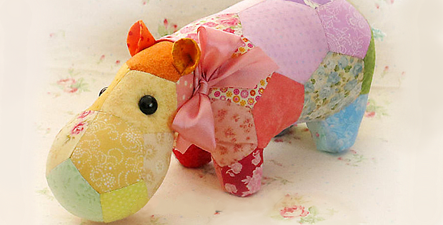 The Happy Hippo Sewing Pattern