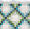 Double Irish Chain Quilt Pattern