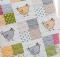 Cluck Quilt Pattern