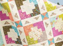 Spring Dance Quilt Pattern