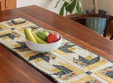 Florette Table Runner Pattern