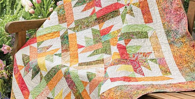 Harvest Haystack Quilt Pattern