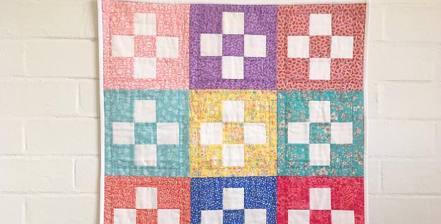 Cinque Terre Mini Quilt Pattern