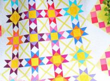 Zinnia Quilt Pattern