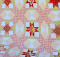 Locked Stars Quilt Pattern