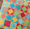 Autumn Love Quilted Cushion Instructions