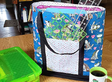 The Best FREE All Purpose Tote Bag Pattern You'll Ever Need