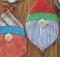 Two Toooo Cute Gnomes Pot Holder Pattern